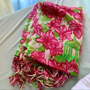 Lilly Pulitzer Greenbrier Scarf